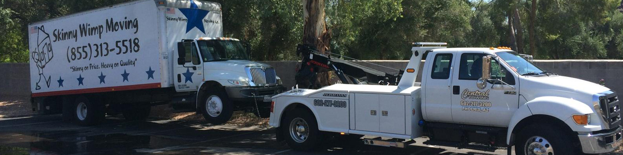 Commercial Towing Phoenix